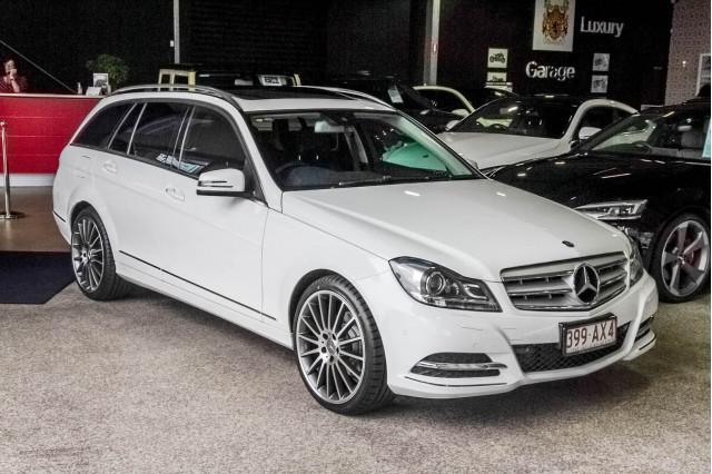 2012 Mercedes-Benz C-Class W204 C250 CDI BlueEFFICIENCY Avantgarde Wagon