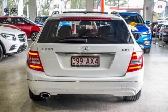 2012 Mercedes-Benz C-Class W204 C250 CDI BlueEFFICIENCY Avantgarde Wagon Image 5