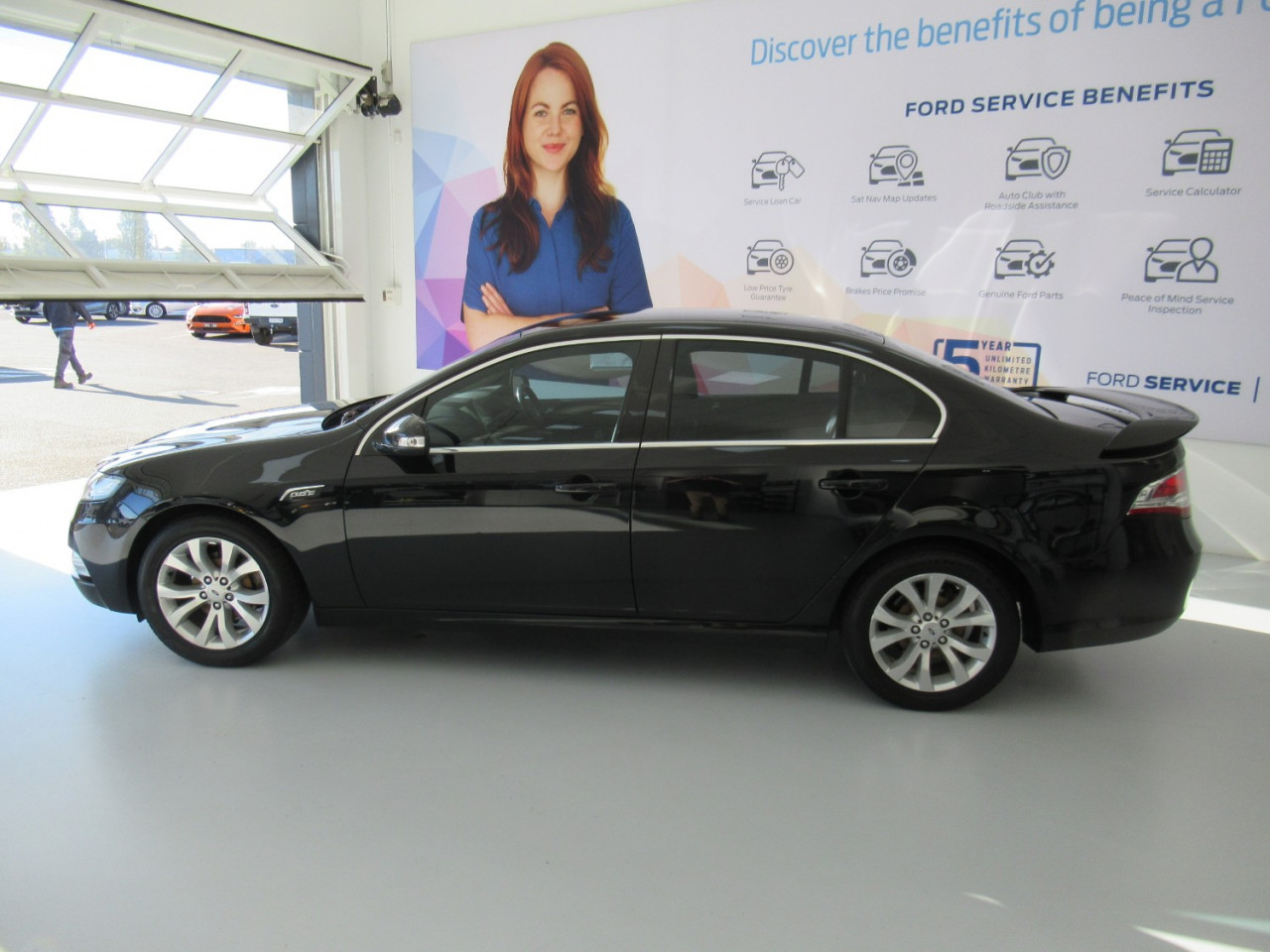 2008 Ford G6 Series FG G6E Sedan Image 10