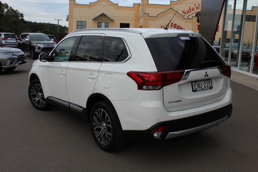 2015 Mitsubishi Outlander ZK MY16 Suv