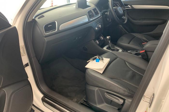 2014 Audi Q3 8U MY14 TFSI Suv