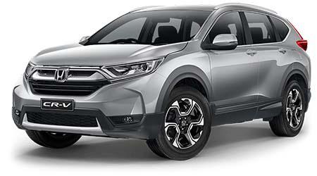 2020 Honda CR-V RW VTi-E7 2WD 7 seat wagon