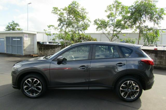 2015 Mazda CX-5 KE1022 Grand Touring SKYACTIV-Drive AWD Suv Image 4