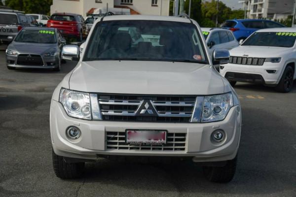2012 Mitsubishi Pajero NW MY12 GLX Suv Image 2