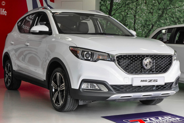2019 MG ZS Excite Plus