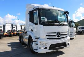 Mercedes-Benz ACTROS 2646 2646 6X4 PRIME MOVER