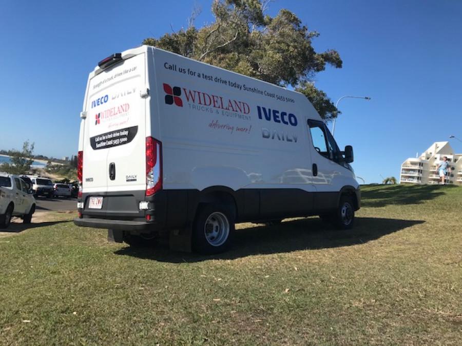 2020 Iveco 50c17a  Daily Van Van Image 10