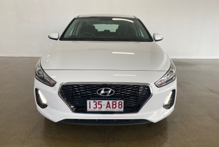2018 Hyundai i30 PD Active Hatch Image 3