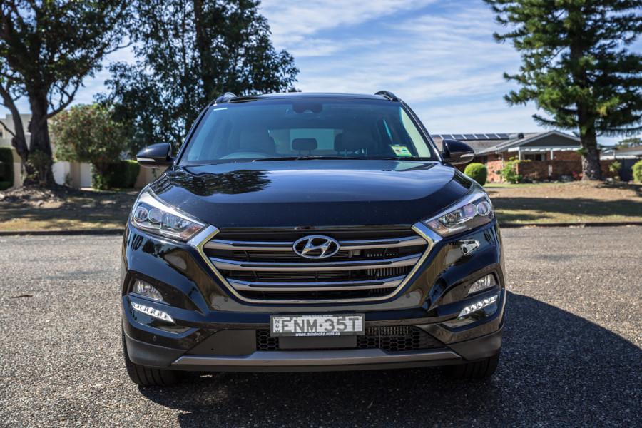 2016 MY17 Hyundai Tucson TLe  Highlander Suv