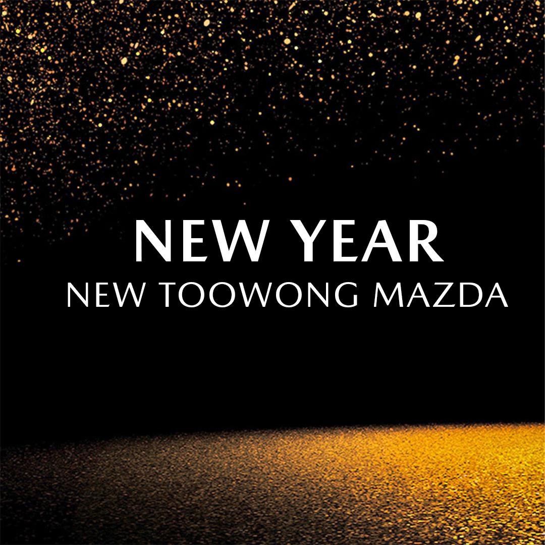 New Year New Mazda