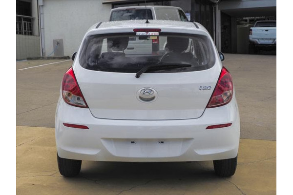 2012 MY13 Hyundai i20 PB Active Hatchback Image 4