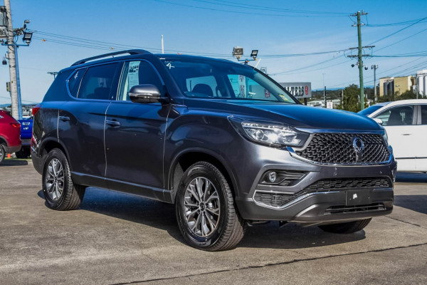 2020 SsangYong Rexton Y400 ELX Suv Image 4