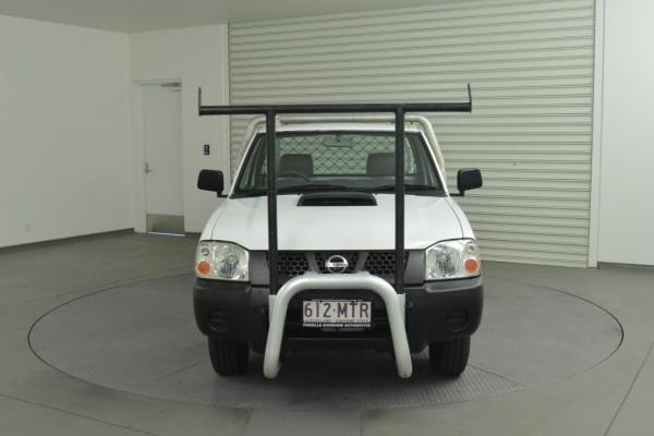 2009 MY08 Nissan Navara D22 MY2008 DX Ute Image 4