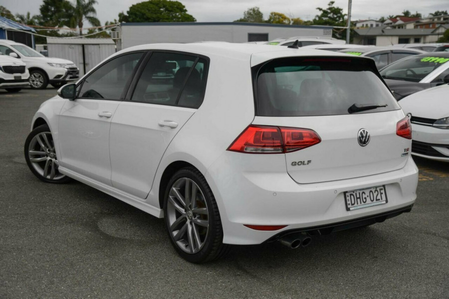 2016 Volkswagen Golf VII MY16 110TSI DSG Highline Hatchback