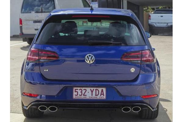 2018 Volkswagen Golf 7.5 R Grid Edition Hatchback Image 4