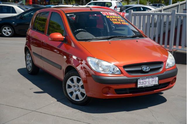 2009 Hyundai Getz TB SX Hatchback