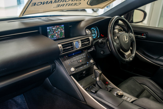 2016 Lexus Is GSE31R 350 F Sport Sedan Image 22