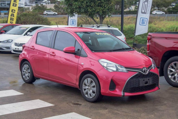 2015 Toyota Yaris NCP130R MY15 Ascent Hatchback Image 5