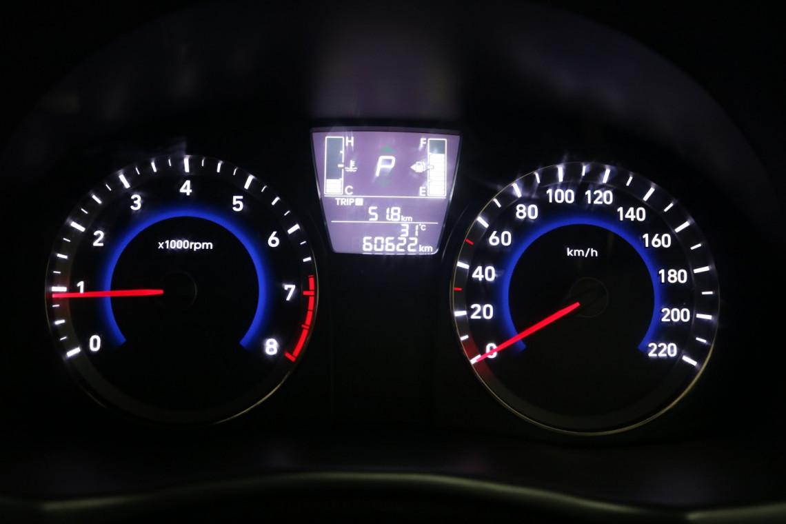 2018 MY19 Hyundai Accent RB6 MY19 SPORT Sedan Image 8
