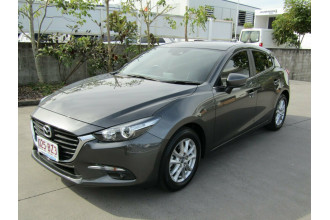 2018 Mazda 3 BN5478 Maxx SKYACTIV-Drive Sport Hatchback Image 3