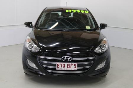 2016 Hyundai I30 GD3 SERIES II MY16 SR Hatchback