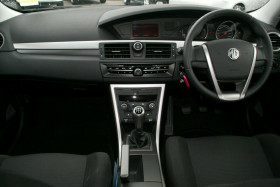 2012 MG MG6 IP2X Magnette S Sedan