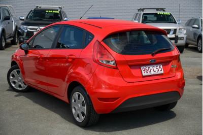 2011 Ford Fiesta WT CL Hatchback Image 3