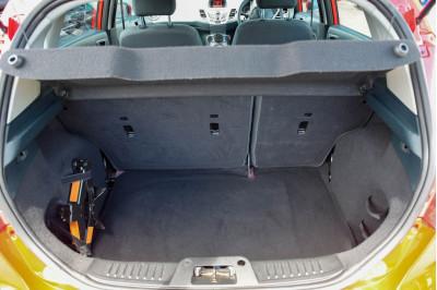 2011 Ford Fiesta WT CL Hatchback Image 5
