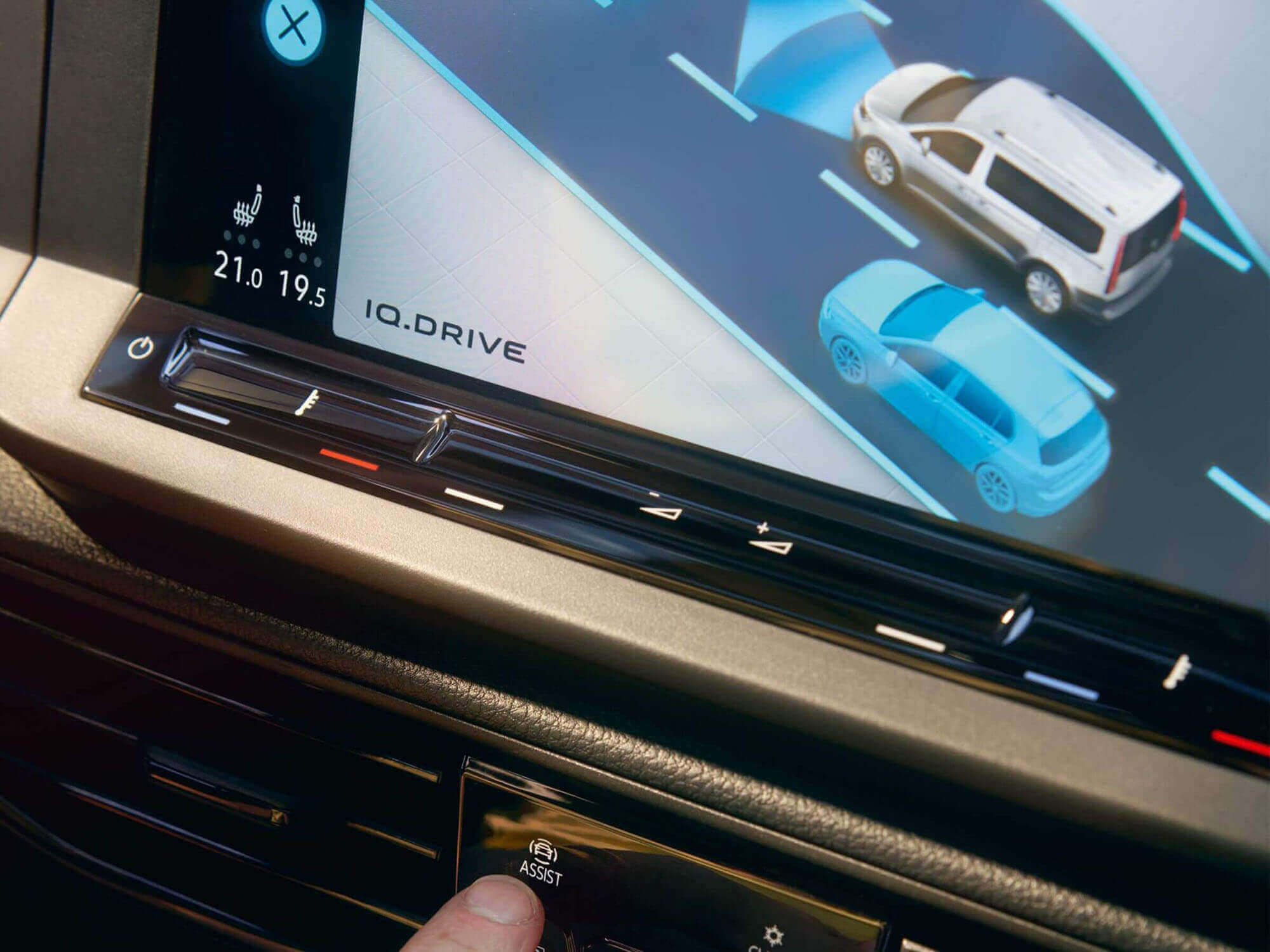 A helping hand Adaptive Cruise Control Image