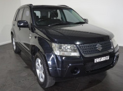 Suzuki Grand Vitara JB Turbo