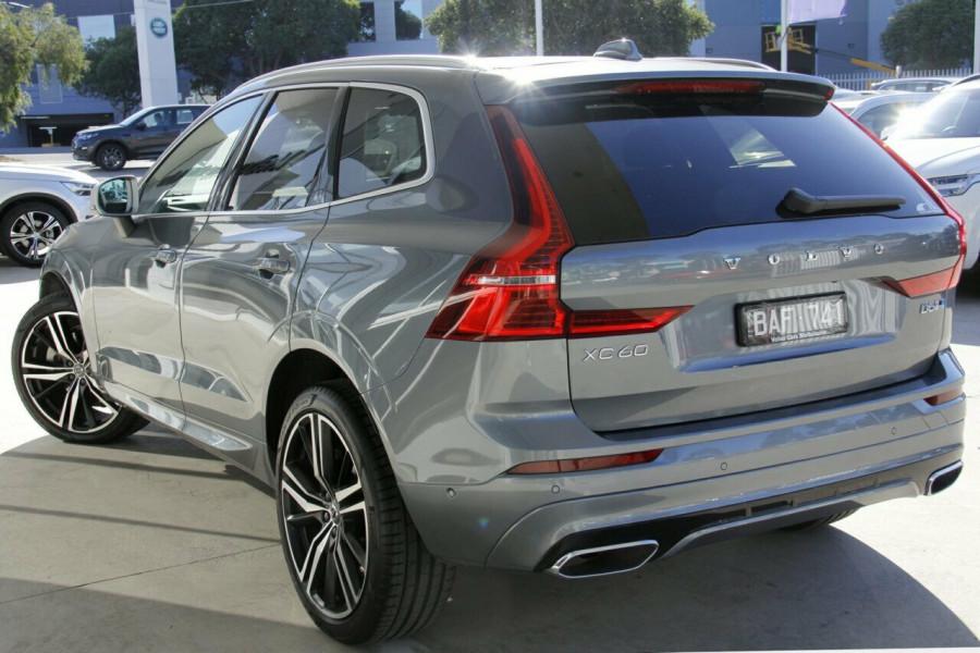 2018 Volvo XC60 UZ D5 R-Design Suv Mobile Image 3