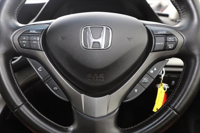 2012 Honda Accord Euro 8th Gen MY13 Sedan Image 17