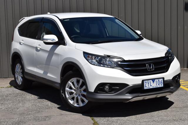 0000 Honda CR-V