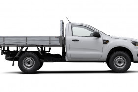 2019 MY19.75 Ford Ranger PX MkIII 4x4 XL Single Cab Chassis Cab chassis Image 2