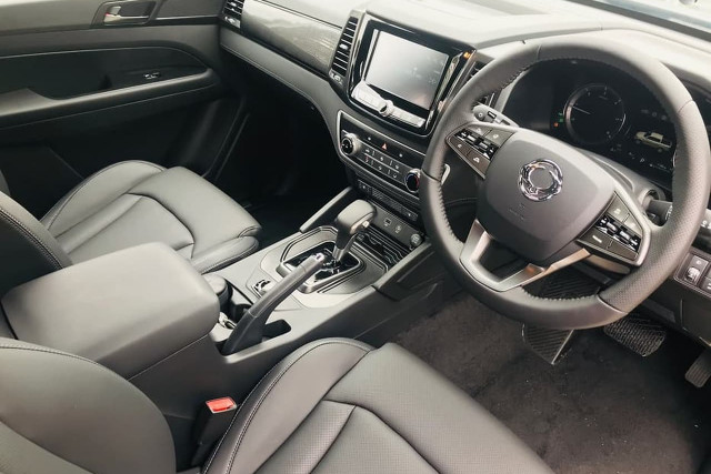 2020 SsangYong Musso Ultimate 16 of 16