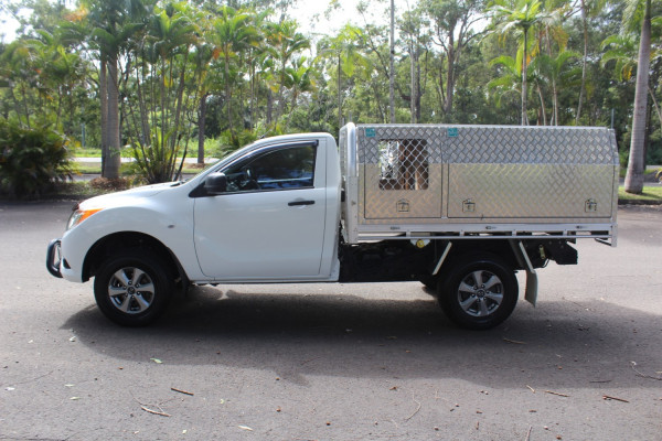 2012 Mazda BT-50 Cab chassis Image 5