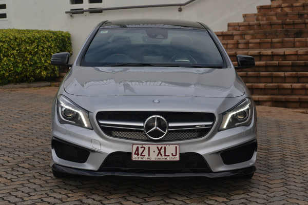 2015 MY55 Mercedes-Benz Cla45 C117 805+055MY AMG Coupe Image 3