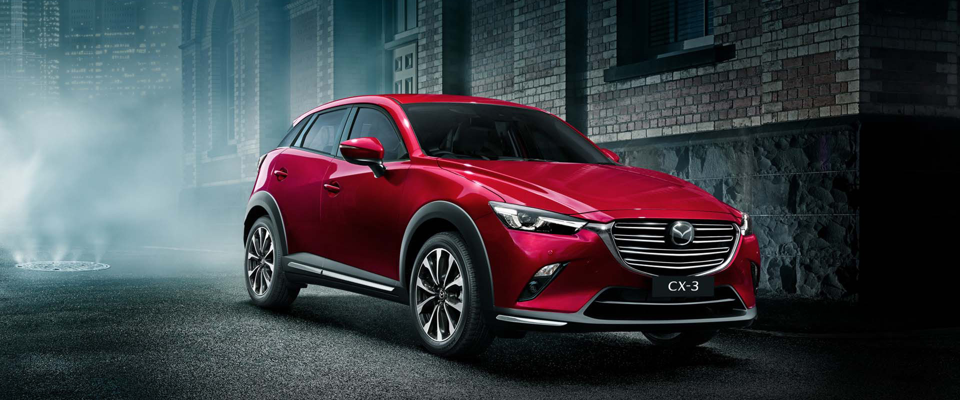 CX-3 READY FOR ANYTHING
