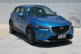2016 Mazda CX-3 DK2W7A sTouring Suv Image 3