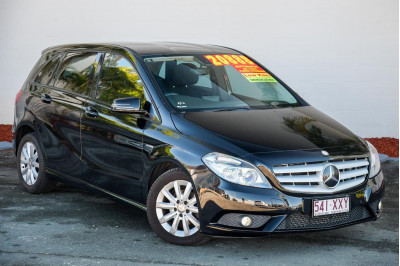 2012 Mercedes-Benz B-class W246 B180 BlueEFFICIENCY Hatchback Image 2