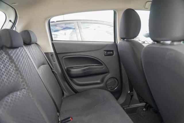 2015 Mitsubishi Mirage LA MY15 ES Hatchback Image 9