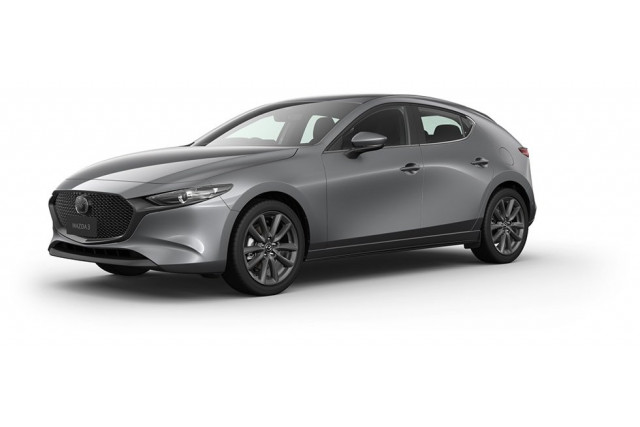 2020 Mazda 3 BP G20 Evolve Hatch Hatchback
