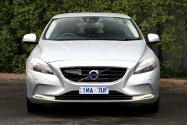 2013 Volvo V40 M Series MY13 D4 Adap Geartronic Luxury Hatchback