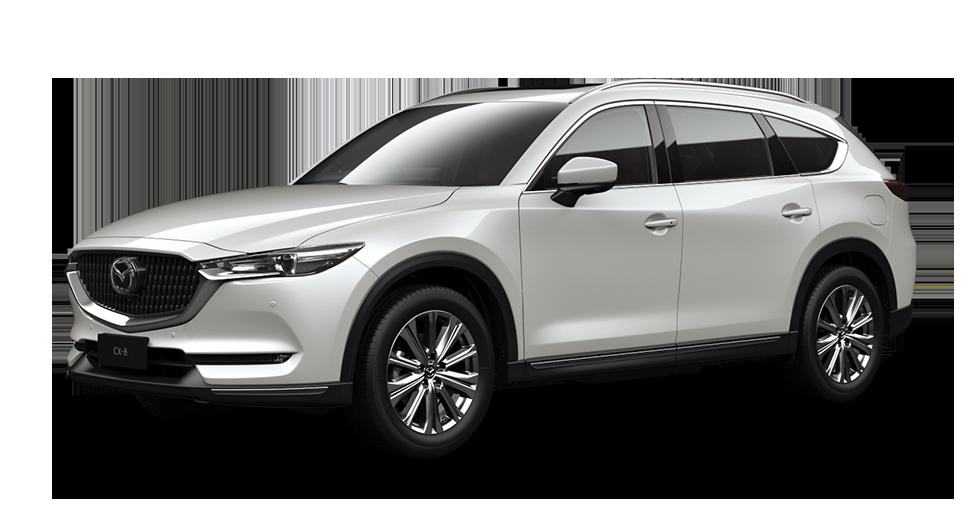 Mazda CX-8 <br>Asaki LE   AWD Diesel <br>PERSONAL   BUSINESS