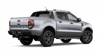 2020 MY20.75 Ford Ranger PX MkIII Wildtrak Double cab pick up image 4