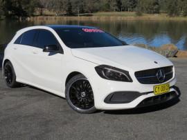 Mercedes-Benz A-class A200 W176 808+