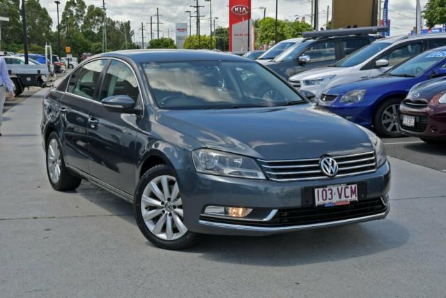 2012 Volkswagen Passat 118TSI DSG
