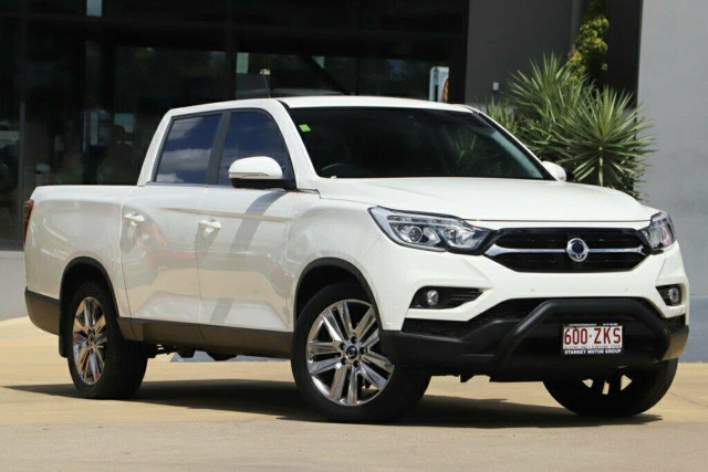 2019 SsangYong Musso Q200 MY20 Ultimate Utility Image 1