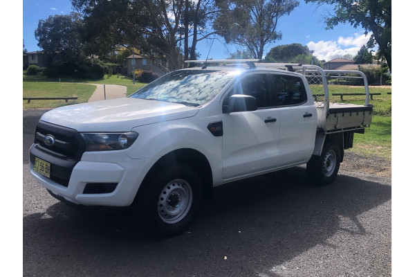2016 Ford Ranger PX MkII Turbo XL Cab chassis Image 2