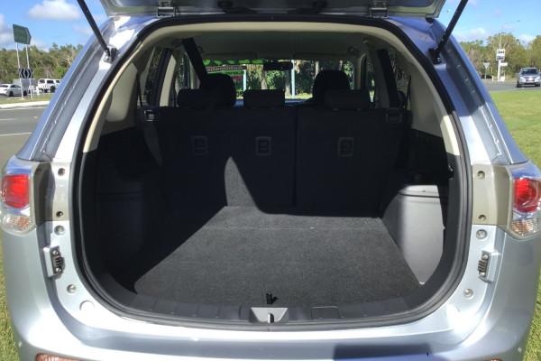 2013 MY14 Mitsubishi Outlander ZJ  LS Suv Image 5